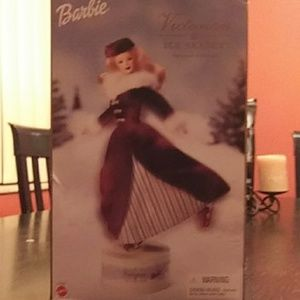 NIB Victorian Ice Skater Special Edition Barbie!